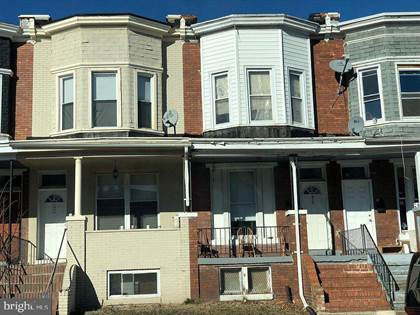 Residential Property for sale in 436 E 28TH ST, Baltimore City, MD, 21218