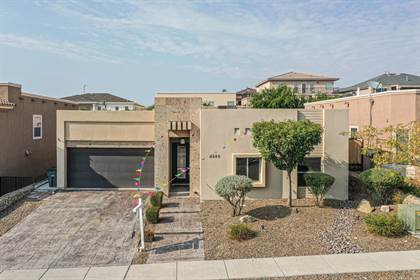 Residential Property for sale in 6585 HERMOSO DEL SOL Drive, El Paso, TX, 79911
