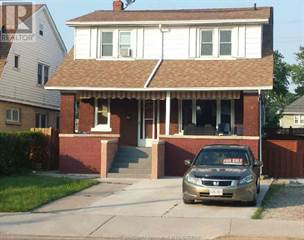 Single Family for sale in 908 PARENT AVENUE, Windsor, Ontario, N9A2E3