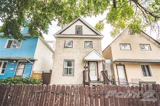 Residential for sale in 493 Langside Street, Winnipeg, Manitoba