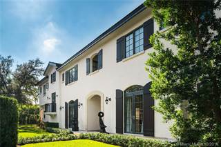 Single Family for sale in 6400 San Vicente St, Coral Gables, FL, 33146