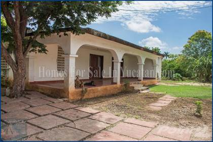 Farm And Agriculture for sale in Large Quinta For Sale South of Merida in Uman, Uman Municipality, Yucatan