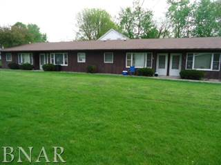 Multi-family Home for sale in 107 West 5th Street, Gridley, IL, 61744