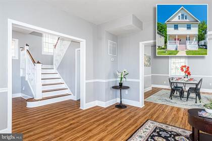 Residential Property for sale in 3822 W COLD SPRING LANE, Baltimore City, MD, 21215