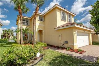 Single Family for sale in 12747 SW 44th St, Miramar, FL, 33027