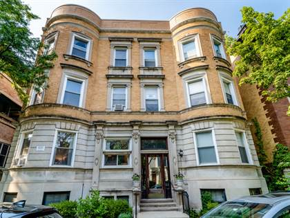 Residential Property for sale in 1352 East 48th Street 1W, Chicago, IL, 60615