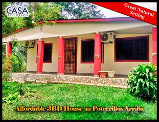 Residential Property for sale in Nice Affordable 3BD House for Sale in Potrerillos, Dolega, Chiriquí