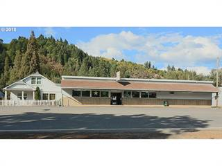 Comm/Ind for sale in 47393 HWY 58, Oakridge, OR, 97463