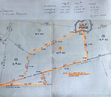 Lots And Land for sale in Lot 22 Access Road 22, 22a, 31, Greater Sanbornville, NH, 03872