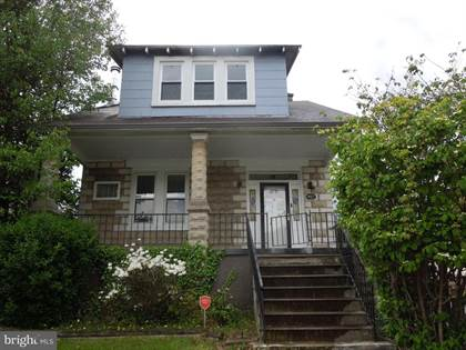 Residential for sale in 4013 CHESMONT AVE, Baltimore City, MD, 21206