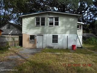 Duplex for sale in 233 SPRING ST, Jacksonville, FL, 32254