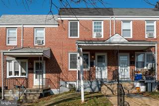 Townhouse for rent in 3644 CLARENELL ROAD, Baltimore City, MD, 21229