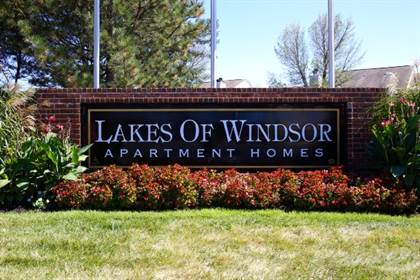 Apartment for rent in Lakes of Windsor, Indianapolis, IN, 46237