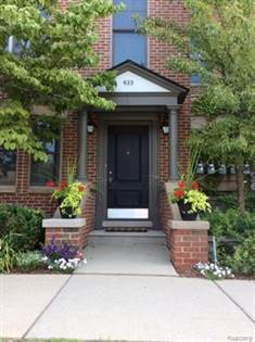 Residential Property for sale in 433 S ASHLEY Street, Ann Arbor, MI, 48104