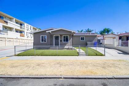 Residential Property for sale in 4576 Orange Ave, San Diego, CA, 92115