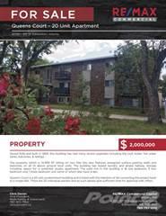 Multi-family Home for sale in 10730 105 St., Edmonton, Alberta