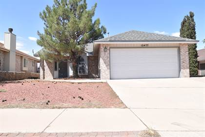 Residential Property for sale in 12477 MARTIN BAUMAN Drive, El Paso, TX, 79928