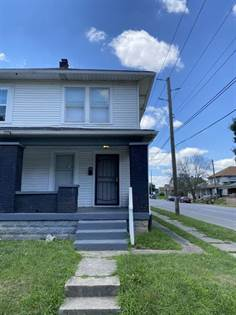 Residential Property for rent in 444 North DENNY Street, Indianapolis, IN, 46201