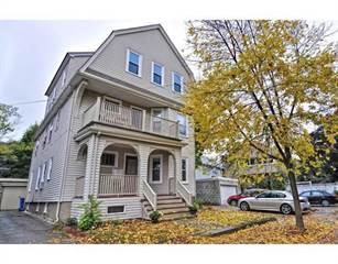 Condo for sale in 68 Dartmouth Street 1, Belmont, MA, 02478