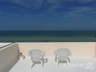 Residential Property for sale in Beachfront Casa w / Sweeping Ocean Views!, Chelem, Yucatan