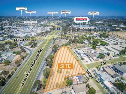 Lots And Land for sale in 35 Th St, San Diego, CA, 92102