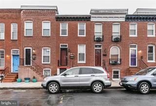 Single Family for sale in 1513 BATTERY AVENUE, Baltimore City, MD, 21230