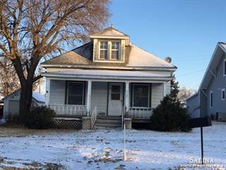 Single Family for sale in 210 East School Street, Lincoln, KS, 67455