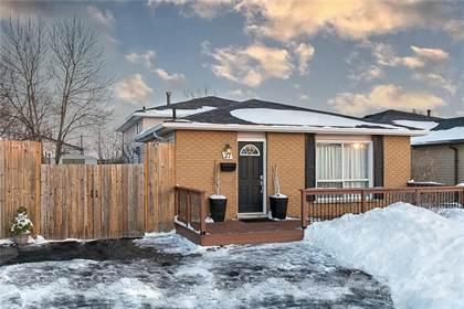 Residential Property for sale in 27 LAMBERT Street, Hamilton, Ontario, L8V 4N6