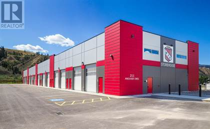 Industrial for rent in 211 ANDOVER CRES 211, Kamloops, British Columbia