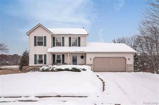 Single Family for sale in 439 BRENTWOOD Drive, Pinckney, MI, 48169