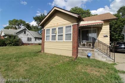 Residential for sale in 12626 CHERRYLAWN Street, Detroit, MI, 48238