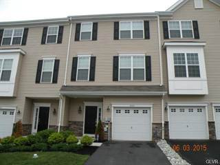 Townhouse for rent in 6178 Valley Forge Drive, Upper Saucon Township, PA, 18034