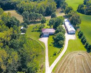 Residential Property for sale in 15033 State Highway 16, Fieldon, IL, 62031