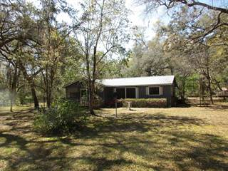 Residential Property for sale in 9710  Indiana St., Fanning Springs, FL, 32693