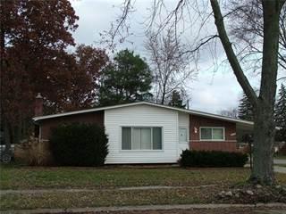 Single Family for rent in 14518 Melrose Street, Livonia, MI, 48154