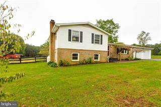 Single Family for sale in 5207 COURTNEYS CORNER ROAD, Sumerduck, VA, 22742