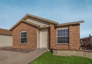 Residential Property for sale in 3920 TIERRA ALAMO Drive, El Paso, TX, 79938