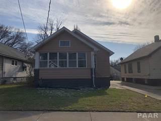 Single Family for sale in 318 E REPUBLIC Street, Peoria, IL, 61603