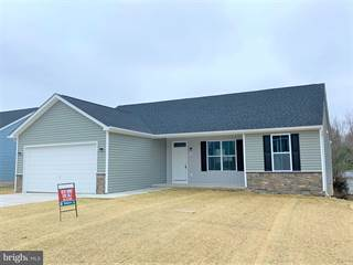 Single Family for sale in 129 KENNEDY CIRCLE, Martinsburg, WV, 25404
