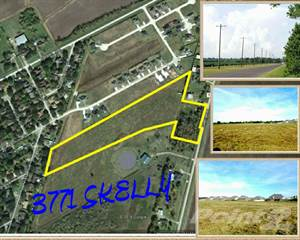 Land for sale in 3771 SKELLY ROAD, Bay City, TX, 77414