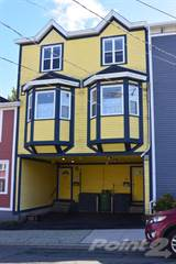 Residential for sale in 111 Gower Street, St. John's, Newfoundland and Labrador, A1C 1N8
