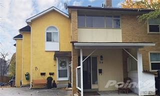 Townhouse for rent in 39 Foxden Road, Toronto, Ontario