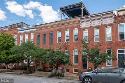 Residential Property for sale in 917 S EAST AVE, Baltimore City, MD, 21224