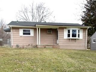 Single Family for sale in 2400 HARDING Avenue, Ypsilanti, MI, 48197