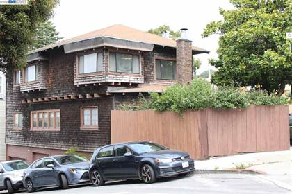 Residential Property for sale in 1035 Ashbury St, San Francisco, CA, 94117