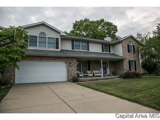 Single Family for sale in 1813  WINDYCREST DR, Springfield, IL, 62704