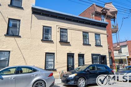 Multifamily for sale in 175A-175B Rue Napoléon, Montreal, Quebec