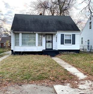 Residential Property for rent in 18445 GRANDVILLE Avenue, Detroit, MI, 48219
