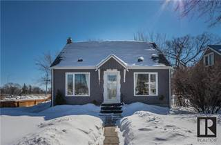 Single Family for sale in 454 Montague AVE, Winnipeg, Manitoba, R3L1T7