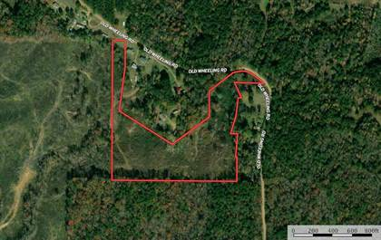 Lots And Land for sale in OLD WHEELING CEMETERY ROAD, West, MS, 39192